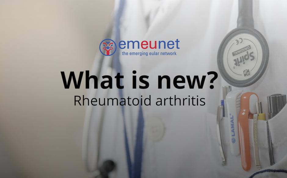 arthritis a new look
