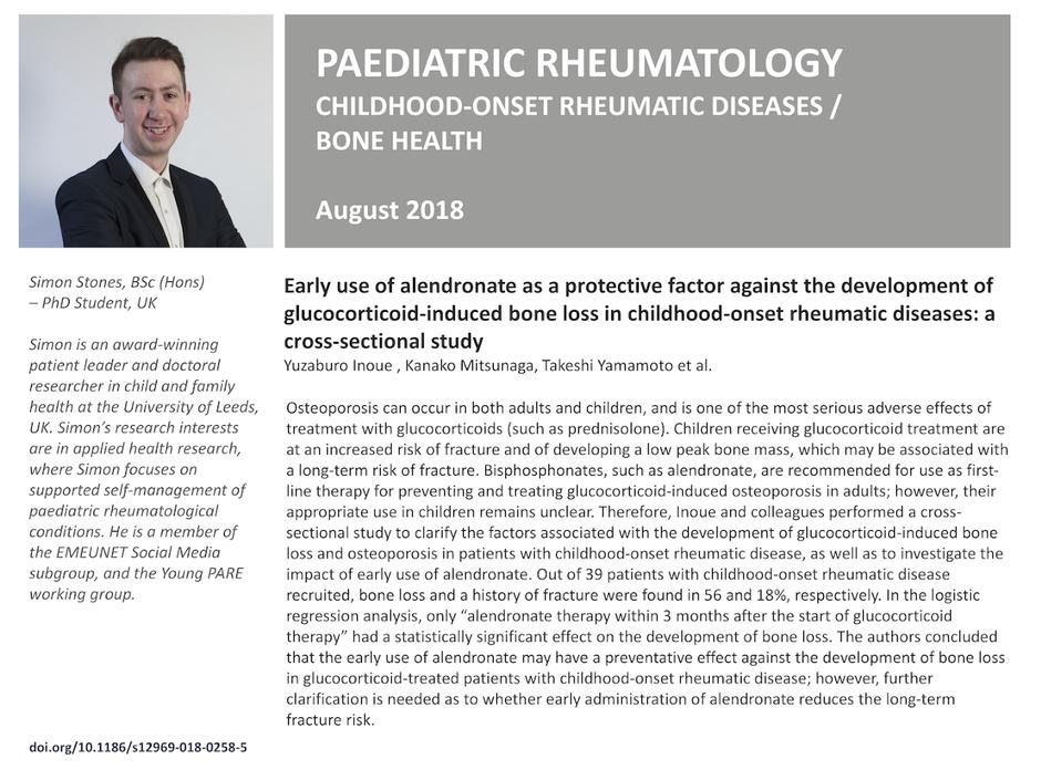 EMEUNET   WIN Paediatric Rheumatology