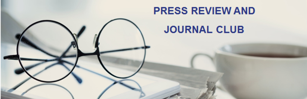 2nd edition of the Press Review and Journal Club Newsletter