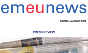Press Review Newsletter issue