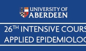 Register now for the 26th Intensive Course in Applied Epidemiology