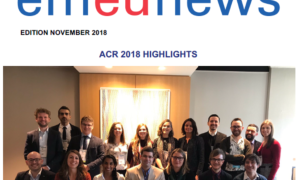 ACR 2018 Highlights Newsletter Issue