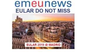 EULAR 2019 Do not Miss Newsletter Issue