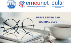 Save the date for our next EULAR-EMEUNET Journal Club  - 16th of  May 2018