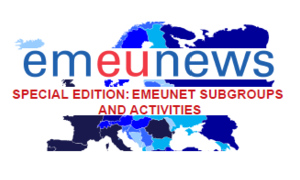EMEUNET Subgroups and Activities Newsletter Issue