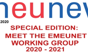 EMEUNET Working Group 2020-2021 Newsletter Issue has been published!